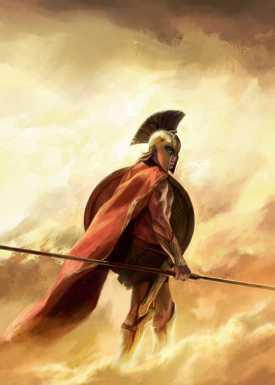 Achille-le-guerrier