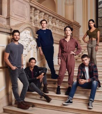 Six of Crows - Netflix cast